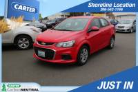 2017 Chevrolet Sonic LS For Sale in Seattle, WA