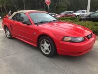 2004 Ford Mustang Convertible V-6 cyl