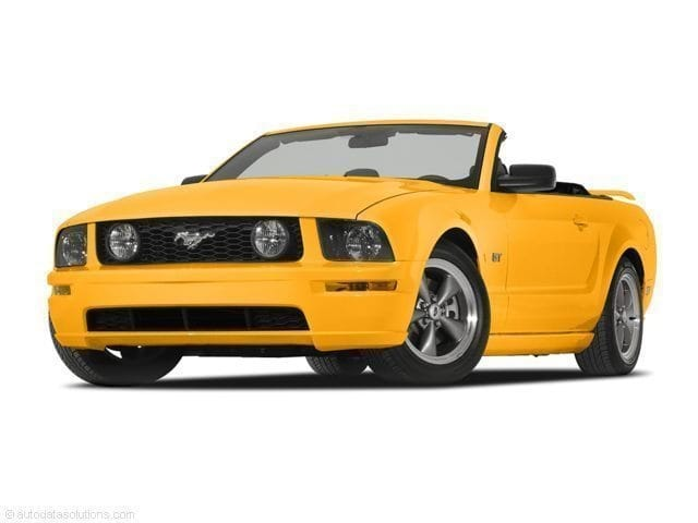 Photo Used 2007 Ford Mustang 2dr Conv GT Premium Coupe For Sale in Seneca, SC