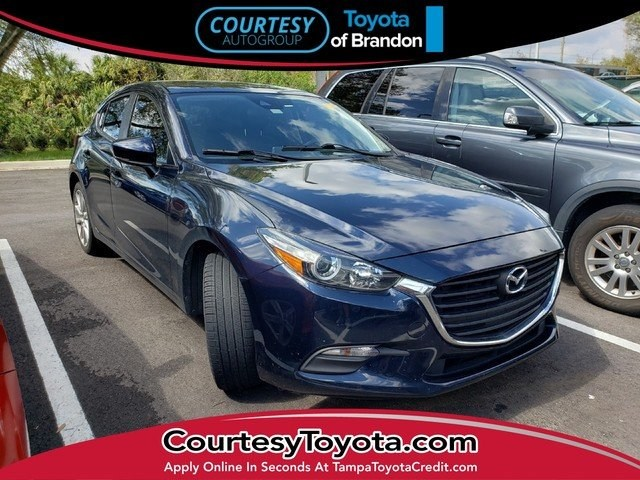 Photo Pre-Owned 2017 Mazda Mazda3 Touring Hatchback near Tampa FL