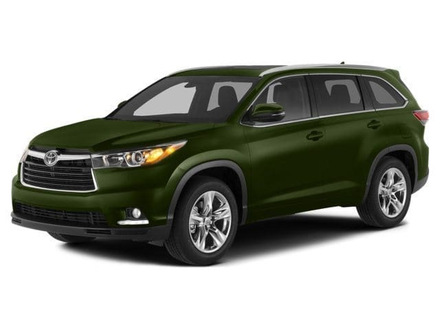 Photo Used 2014 Toyota Highlander Limited Platinum V6 SUV All-wheel Drive for Sale in Riverhead, NY