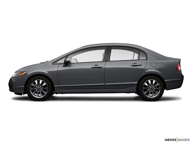 Photo Used 2009 Honda Civic EX for Sale in Portage near Hammond