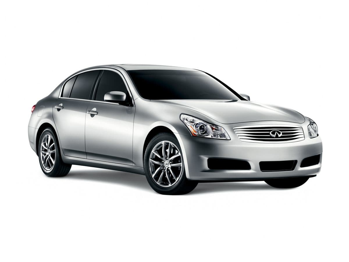 Photo Used 2007 INFINITI G35 For Sale  Wilmington NC