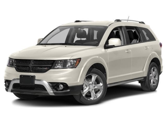 Photo Used 2018 Dodge Journey Crossroad SUV CT in Enfield CT