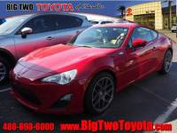 Used 2013 Scion FR-S Coupe 6A in Chandler, Serving the Phoenix Metro Area