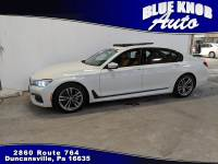 2019 BMW 740i xDrive MSPORT Sedan in Duncansville | Serving Altoona, Ebensburg, Huntingdon, and Hollidaysburg PA