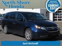 2016 Honda Odyssey EX-L Van Passenger Van