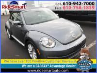 2015 Volkswagen Beetle TDI Convertible w/Sound & Navigation