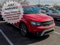 Pre-Owned 2015 Dodge Journey Crossroad FWD Sport Utility