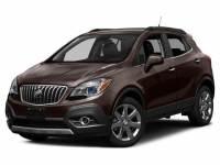 2016 Buick Encore AWD w/Navigation,Backup-Cam