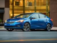 Used 2016 KIA Forte EX Sedan