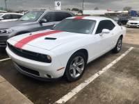 Pre-Owned 2017 Dodge Challenger SXT Plus Rear Wheel Drive Coupe