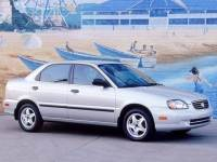 Used 2002 Suzuki Esteem Sedan | Cincinnati