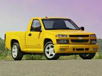 PRE-OWNED 2004 CHEVROLET COLORADO LS RWD 4D CREW CAB