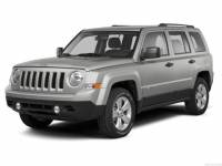 2013 Jeep Patriot Latitude FWD Latitude