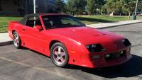 1991 Chevrolet Camaro Z28-Only 14k Miles-Convertible-Southern Vehicle- Modern Muscle Car-