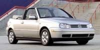 Used 2001 Volkswagen Cabrio GLX For Sale in Danbury CT