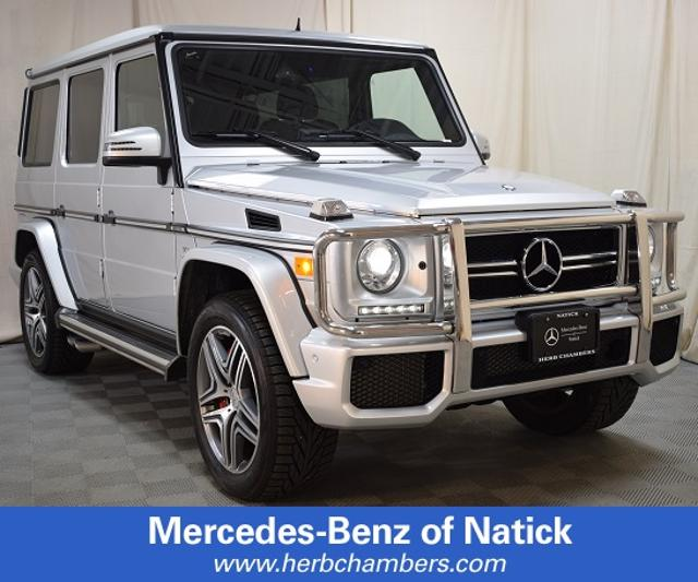 Photo 2014 Mercedes-Benz G 63 AMG Automatic SUV in Natick, MA
