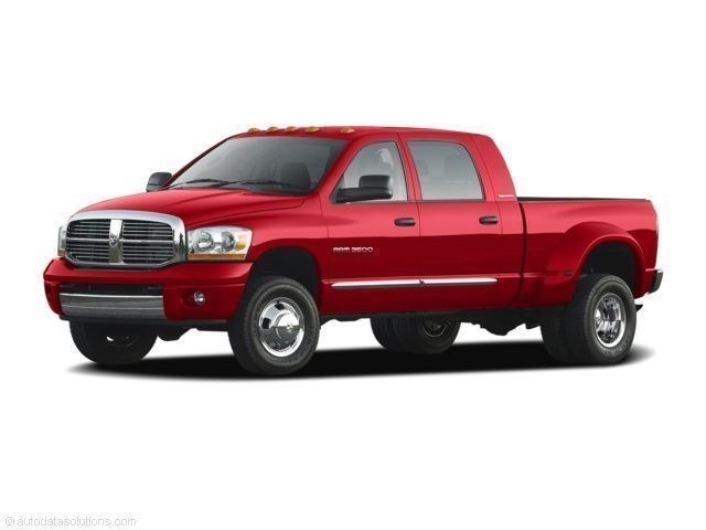 Photo Used 2008 Dodge Ram 3500 4WD Mega Cab 160.5 Laramie Pickup Truck For Sale in Seneca, SC
