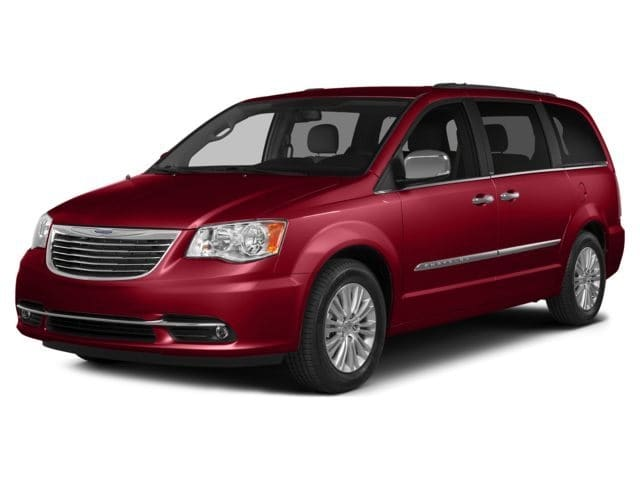 Photo Used 2014 Chrysler Town  Country 4dr Wgn Touring-L 30th Anniversary MinivanVan For Sale in Seneca, SC