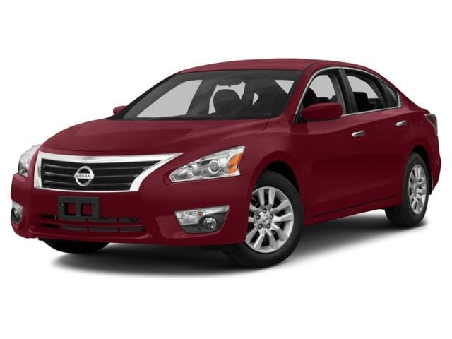 Photo Used 2015 Nissan Altima For Sale  Peoria AZ  Call 602-910-4763 on Stock 99118A