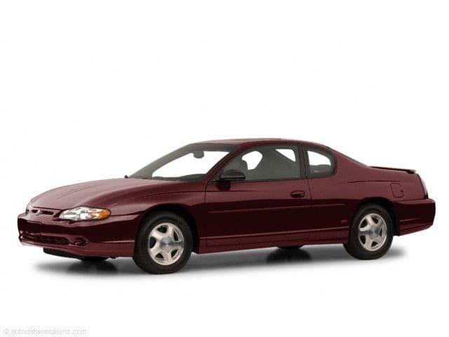 Photo Used 2001 Chevrolet Monte Carlo LS For Sale in Lincoln, NE