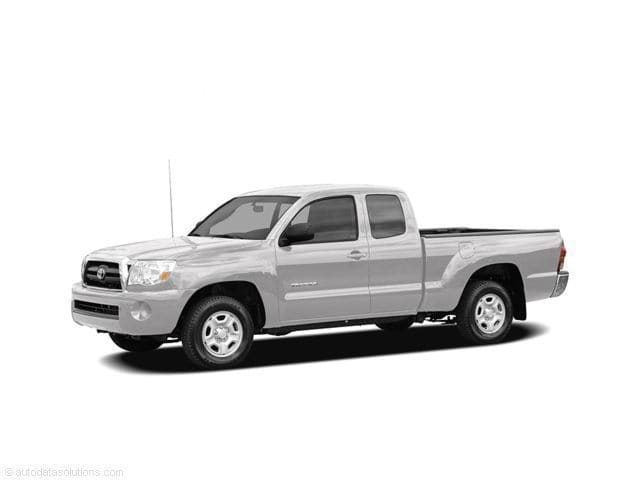 Photo Pre-Owned 2006 Toyota Tacoma Base Truck Access Cab