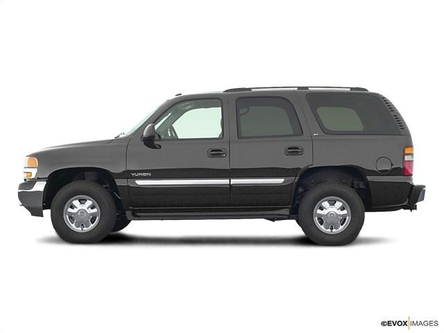 Photo 2003 GMC Yukon SUV