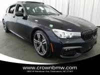 Pre-Owned 2019 BMW 740i in Greensboro NC