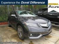 Used 2016 Acura RDX For Sale at Duval Acura | VIN: 5J8TB3H74GL016223