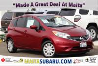 Used 2016 Nissan Versa Note SV Available in Sacramento CA