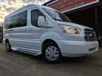 2015 Ford Transit 250 MED ROOF 148-IN WB SHERROD CUSTOM CONVERSION