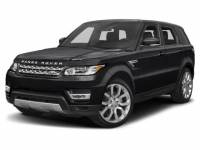 Certified Pre-Owned 2017 Land Rover Range Rover Sport HSE Dynamic SUV