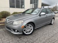 Pre-Owned 2008 Mercedes-Benz C-Class Luxury Sedan in Columbus, GA