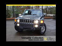 2006 HUMMER H3 4WD Luxury Package Leather Sunroof Heated Seats Al