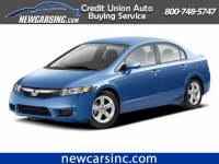 2009 Honda Civic LX-S Sedan 5-Speed MT