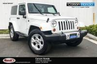 Pre-Owned 2013 Jeep Wrangler 4WD 2dr Sahara
