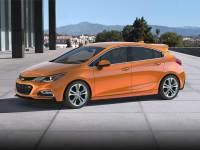 Used 2017 Chevrolet Cruze LT Auto Hatchback I-4 cyl in Clovis, NM