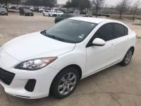 2013 Mazda Mazda3 i Sedan FWD
