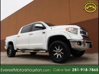 2014 Toyota Tundra CREWMAX PLATINUM 1794 EDITION 4WD NAV CAM ROOF