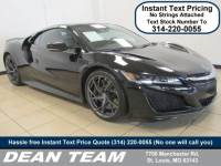 Used 2017 Acura NSX Coupe in St. Louis, MO