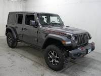 2018 Jeep Wrangler Unlimited Rubicon 4x4 SUV in Burnsville, MN.