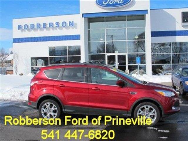 Photo Used 2013 Ford Escape SE Front-wheel Drive For Sale Bend, OR