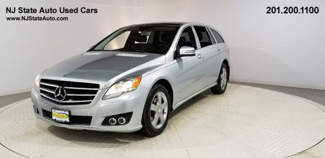 Photo 2011 Mercedes-Benz R-Class R 350 4MATIC 4dr R350