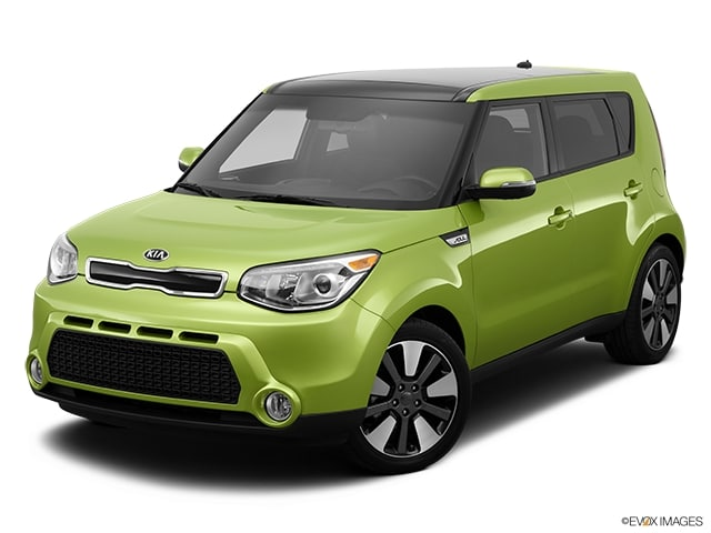 Photo Used 2014 Kia Soul  Wagon For Sale  Greenville SC  Serving Spartanburg, Greer, Anderson  Easley