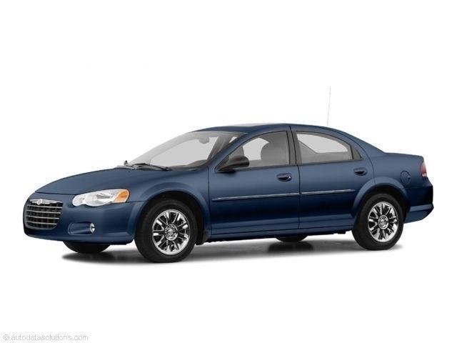 Photo Used 2004 Chrysler Sebring Sedan