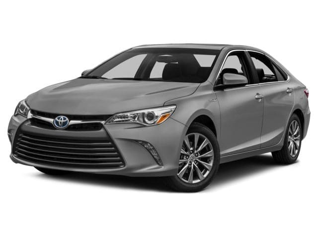 Photo Used 2016 Toyota Camry Hybrid in Sterling, VA