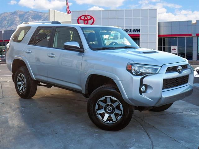 Photo Certified Pre-Owned 2016 Toyota 4runner Trail 4WD Sport Utility