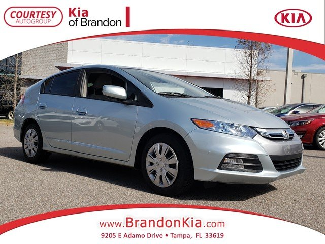 Photo Pre-Owned 2013 Honda Insight LX Hatchback in Jacksonville FL