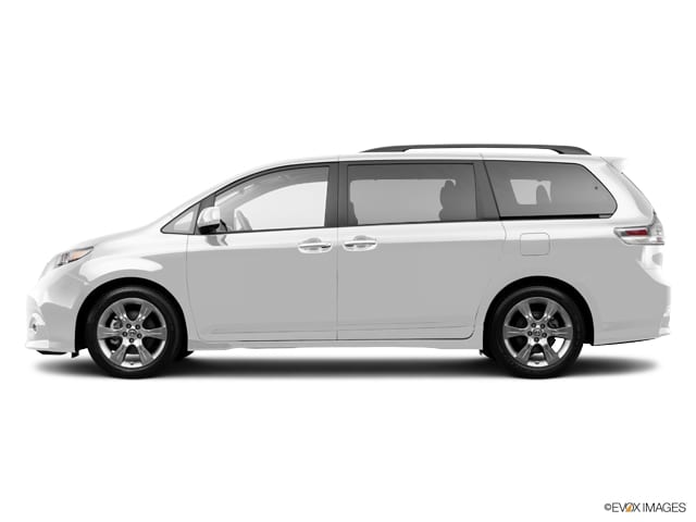 Photo Used 2014 Toyota Sienna LE Van All-wheel Drive for Sale in Riverhead, NY
